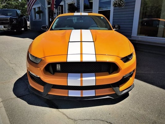 2018 Ford Mustang Shelby GT350®